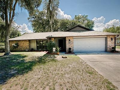 Fruitland Park Single Family Home For Sale: 35400 Wild Cherry Lane