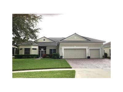 Clermont Single Family Home For Sale: 808 Hawks Bluff