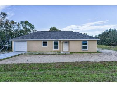 Single Family Home For Sale: 10 Water Track Drive