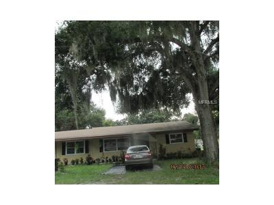 eustis Single Family Home For Sale: 402 N Hawley Street