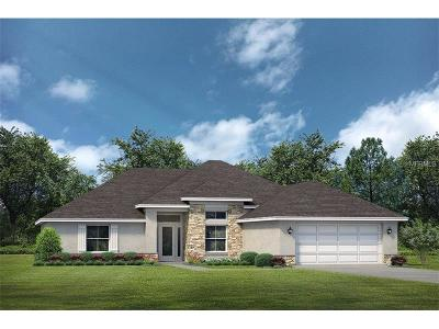 Eustis Single Family Home For Sale: Lot 57 Kalamazoo Drive