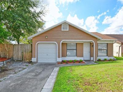 Oviedo Single Family Home For Sale: 1015 Abell Circle