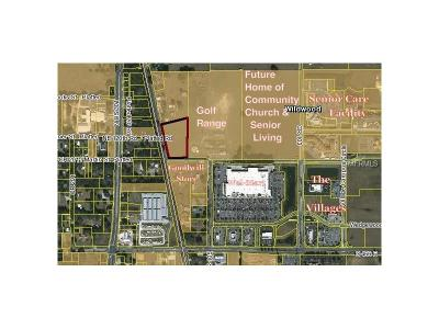 The Villages Residential Lots & Land For Sale: County Road 105-Wildwood