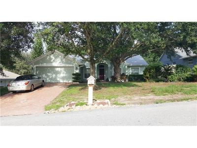 Clermont Single Family Home For Sale: 11714 Clair Place