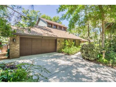 Ormond Beach Single Family Home For Sale: 302 River Bluff Drive