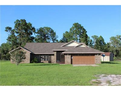 Eustis Single Family Home For Sale: 41828 Viola Way