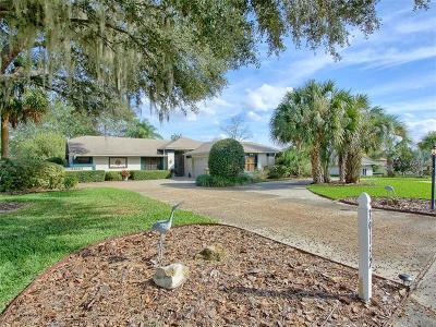 Lady Lake Single Family Home For Sale: 39152 Tacoma Drive