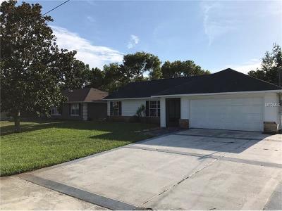 Deltona  Single Family Home For Sale: 2552 Vaughn Avenue