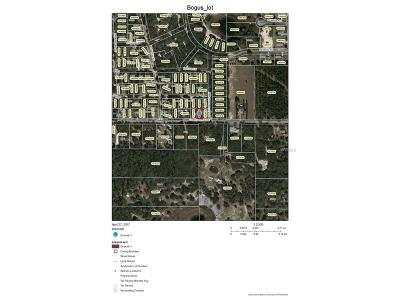 Lady Lake Residential Lots & Land For Sale: Lake Griffin Road