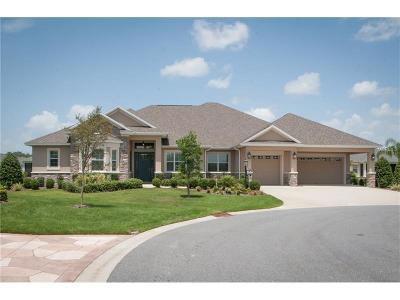 The Villages FL Single Family Home For Sale: $749,900