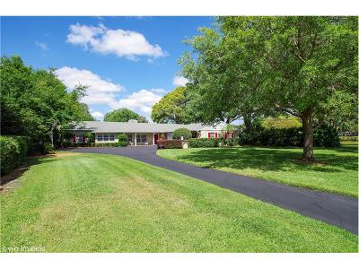 Orlando Single Family Home For Sale: 55 Interlaken Road