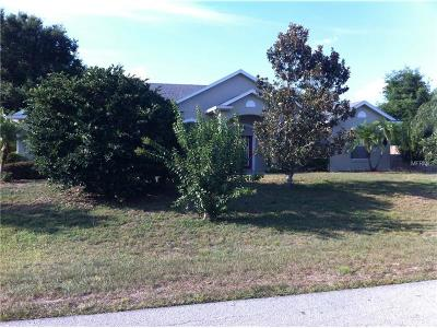 Leesburg Single Family Home For Sale: 2296 Lake Pointe Circle