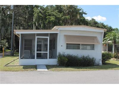 Tavares FL Condo For Sale: $27,500