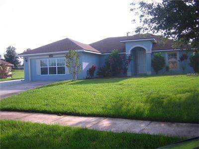 Clermont Single Family Home For Sale: 10109 Lenox Street