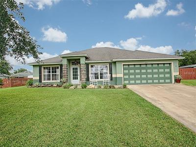 Leesburg Single Family Home For Sale: 2215 Lake Pointe Circle