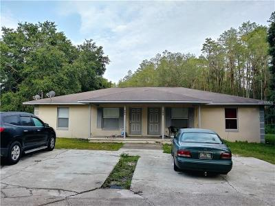 Groveland Multi Family Home For Sale: 292 Groveland Farms Road