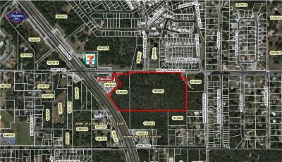 Mount Dora Residential Lots & Land For Sale: Us Highway 441