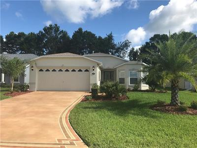 Leesburg Single Family Home For Sale: 27140 Roanoke Drive