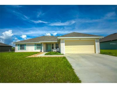 Tavares Single Family Home For Sale: 4526 Barbuda Drive