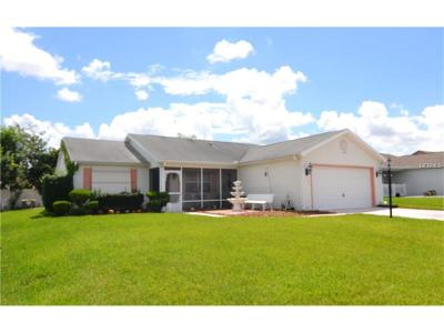 The Villages Single Family Home For Sale: 749 Palma Drive