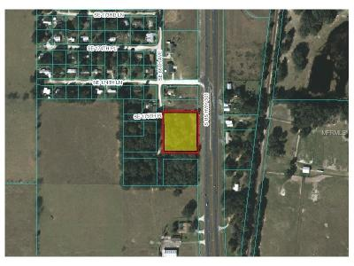 Residential Lots & Land For Sale: Tbd S Us Highway 301