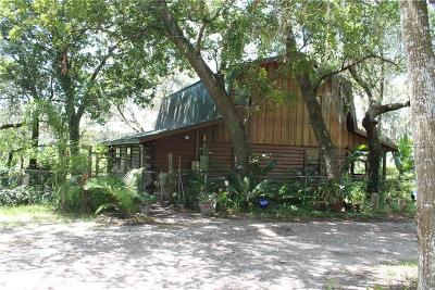 Clermont Single Family Home For Sale: 14704 Old Hwy 50