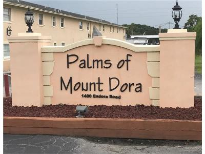 Mount Dora Condo For Sale: 1400 Eudora Road #E51
