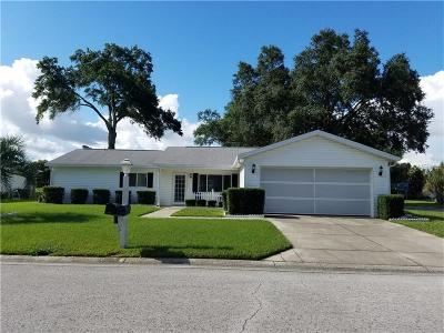 Summerfield FL Single Family Home For Sale: $174,900