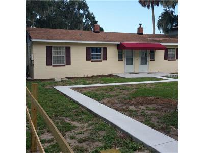 Lake County, Seminole County, Volusia County Rental For Rent: 35212 W Griffin Drive #10