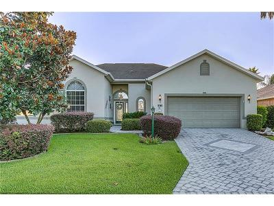 Leesburg Single Family Home For Sale: 24112 Robinwood Street