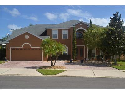 Orlando Single Family Home For Sale: 3353 Curving Oaks Way