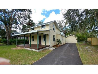 Eustis Single Family Home For Sale: 316 S Exeter Street