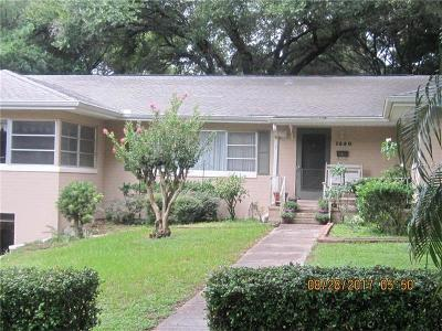 Clermont Single Family Home For Sale: 1640 East Avenue