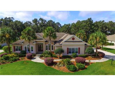 The Villages Single Family Home For Sale: 1764 Lake Miona Drive
