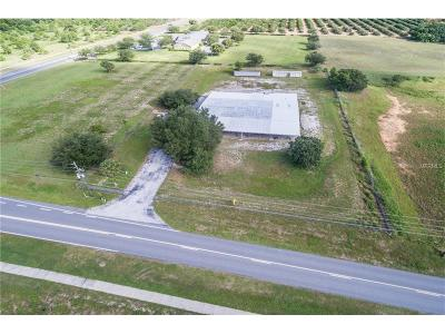 Commercial For Sale: 12549 Lane Park Cutoff