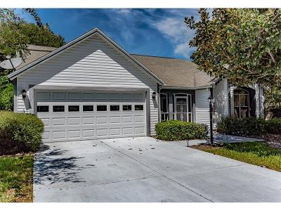 The Villages Single Family Home For Sale: 1101 Monterey Lane
