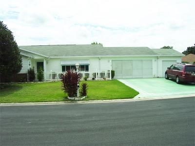 Summerfield FL Single Family Home For Sale: $167,000