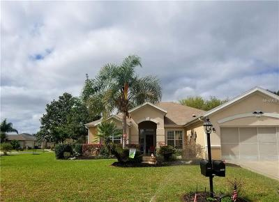 Summerfield Single Family Home For Sale: 13044 SE 90th Court Road