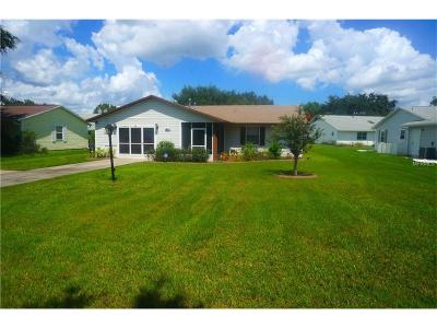 Leesburg Single Family Home For Sale: 2314 Bonnie View Court