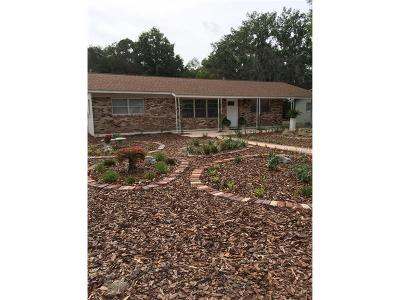Clermont Single Family Home For Sale: 1861 Settle Street