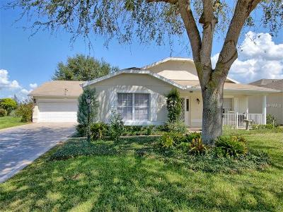 Lake County, Marion County Single Family Home For Sale: 4802 Sawgrass Lake Circle