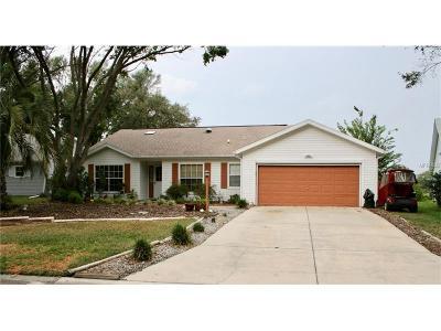 Leesburg FL Single Family Home For Sale: $159,900