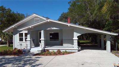 Mascotte Single Family Home For Sale: 326 W Myers Boulevard
