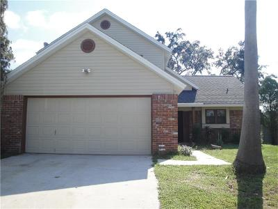 Orlando FL Single Family Home For Sale: $248,900