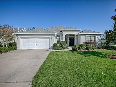 The Villages Single Family Home For Sale: 2215 Yeamans Place