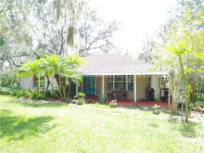 Mount Dora Single Family Home For Sale: 27025 Oak Shadow Lane