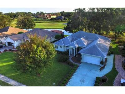 Lady Lake Single Family Home For Sale: 5453 Grove Manor