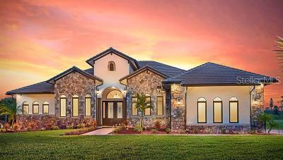 Lake County, Orange County, Osceola County, Seminole County Single Family Home For Sale: Lot 39 Grand Oak Lane