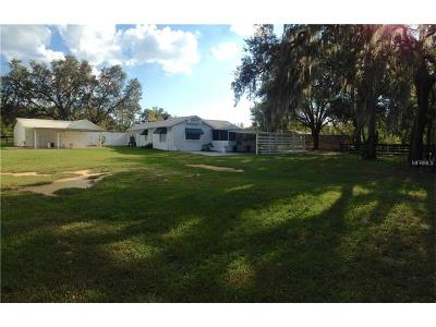 Single Family Home For Sale: 19924 & 19938 McCall Road