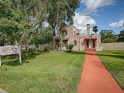 Fruitland Park Single Family Home For Sale: 302 W Berckman Street